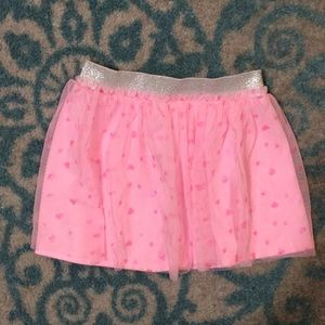 Other - Pretty pink hearts princess skirt
